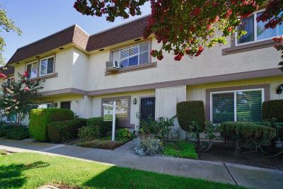San Jose Condo/Townhouse For Sale: 2926 Lambeth Court