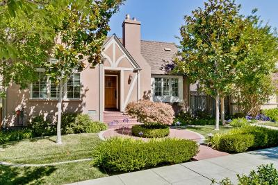 San Mateo Single Family Home For Sale: 630 Prospect Row