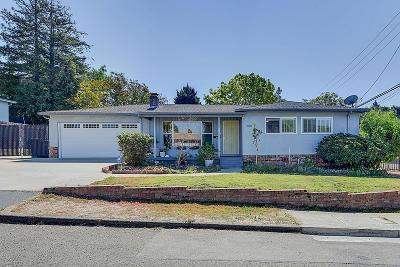 Hayward Single Family Home For Sale: 3105 D Street