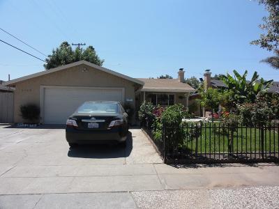 San Jose Single Family Home For Sale: 2149 Sarasota Avenue