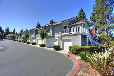 San Jose Condo/Townhouse For Sale: 2857 Buena Knoll Court