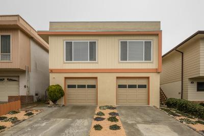 San Mateo County Single Family Home For Sale: 31 Olcese Court