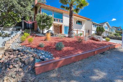 San Mateo County Single Family Home For Sale: 2706 Sequoia Way