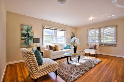San Mateo County Single Family Home For Sale: 1402 Arguello Street