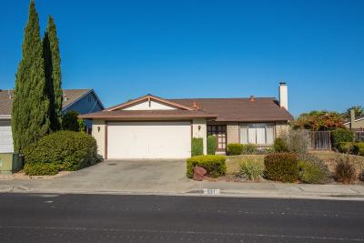 San Mateo County Single Family Home For Sale: 331 Boothbay Avenue