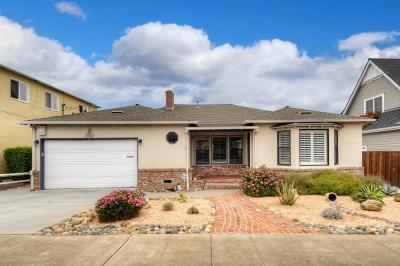 San Mateo County Single Family Home For Sale: 1761 Alameda