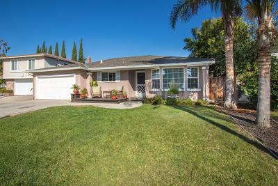 Santa Clara County Single Family Home For Sale: 4660 Park Sutton Place