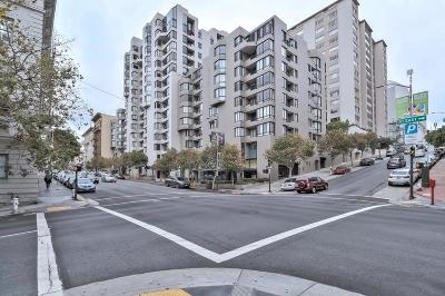 San Francisco Condo/Townhouse For Sale: 900 Bush Street #521
