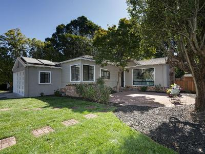 Burlingame Single Family Home For Sale: 1147 Eastmoor Road