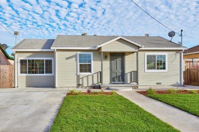 San Jose Single Family Home For Sale: 1656 Virginia Place