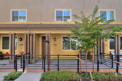 San Jose Condo/Townhouse For Sale: 5972 Reddick Loop