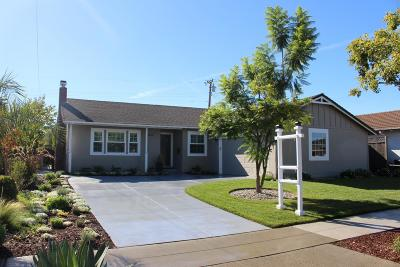 San Jose Single Family Home For Sale: 1268 Weathersfield