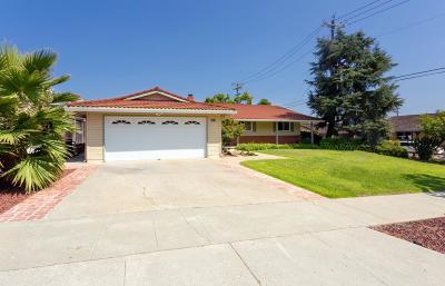 San Mateo County, Santa Clara County Rental For Rent: 1221 Diablo Way