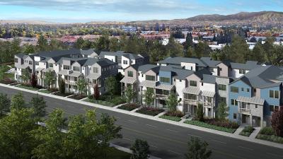 Sunnyvale Condo/Townhouse For Sale: 820 E Duane Avenue #1