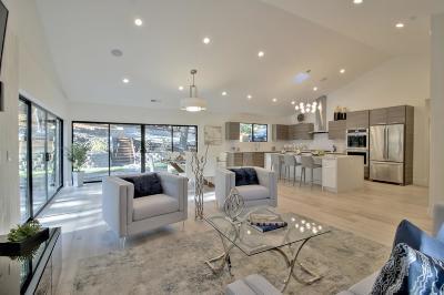 Walnut Creek CA Single Family Home For Sale: $1,895,000