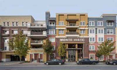 San Jose Condo/Townhouse For Sale: 809 Auzerais Avenue #122