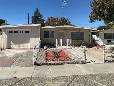 Sunnyvale Single Family Home For Sale: 755 Borregas Avenue