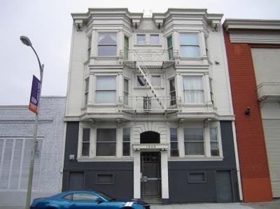 San Francisco Multi Family Home For Sale: 1468 Folsom Street