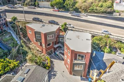 San Francisco Multi Family Home For Sale: 170-180 Yukon Street