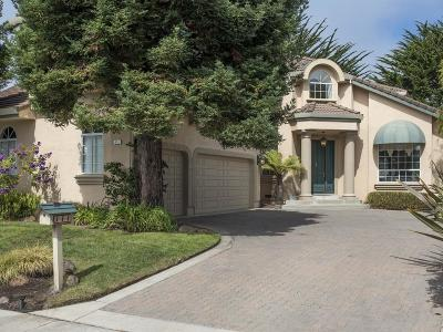Half Moon Bay Single Family Home For Sale: 111 Turnberry Road