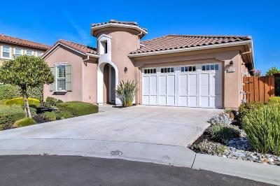 Pleasanton Single Family Home For Sale: 3492 Dorset Court