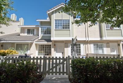 Fremont Condo/Townhouse For Sale: 34747 Chanel Terrace