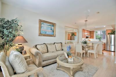 Milpitas Condo/Townhouse For Sale: 1489 Gingerwood Drive