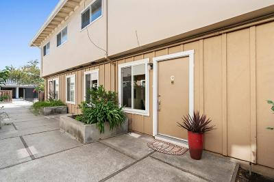 San Mateo Condo/Townhouse For Sale: 3355 La Selva Street #C