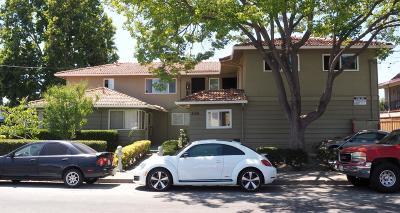 Santa Clara Multi Family Home For Sale: 2100 Sahara Way
