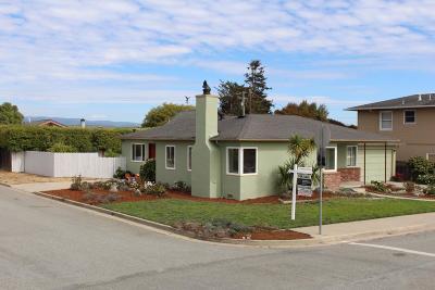 Santa Cruz Single Family Home For Sale: 524 Miramar Drive