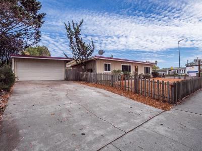 Santa Cruz Single Family Home For Sale: 128 Western Court