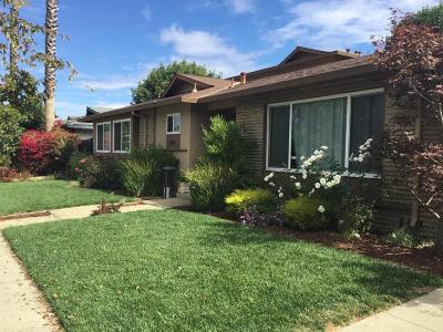 San Jose Multi Family Home For Sale: 456 Greendale Way