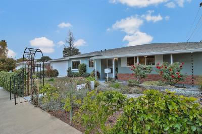 Concord Single Family Home For Sale: 1279 Coventry Road