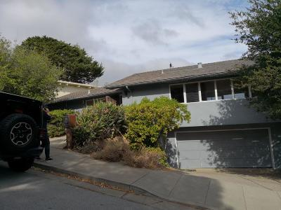 San Mateo Single Family Home For Sale: 608 42nd Avenue