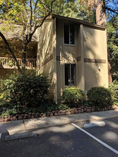 Mountain View Condo/Townhouse For Sale: 505 Cypress Point Drive #61