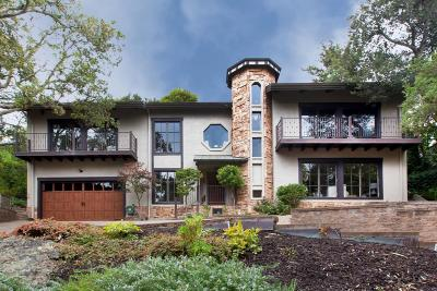 Burlingame Single Family Home For Sale: 158 Los Robles Drive