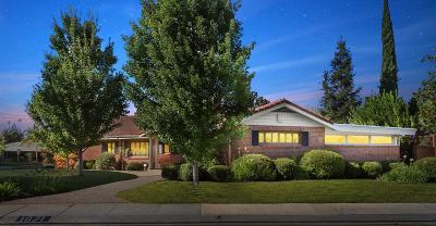 Stockton Single Family Home For Sale: 1071 W Monterey Avenue