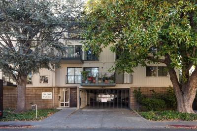 San Mateo Condo/Townhouse Pending Show For Backups: 218 Tilton Avenue #201