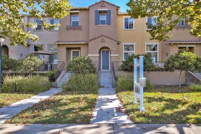 Santa Clara Condo/Townhouse For Sale: 4489 Lafayette Street