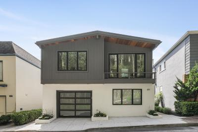San Francisco Single Family Home For Sale: 49 Christopher Drive