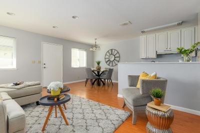 Fremont, Newark, Union City Condo/Townhouse For Sale: 2221 Partridge Way #3