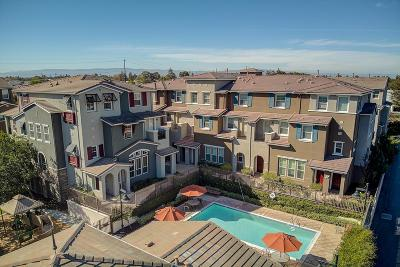 Milpitas Condo/Townhouse For Sale: 31 Bettencourt Way