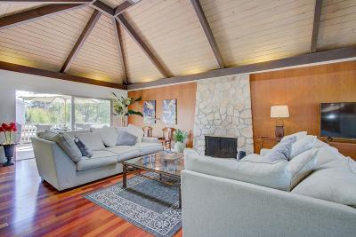 Mountain View Single Family Home For Sale: 2704 Fairbrook Drive