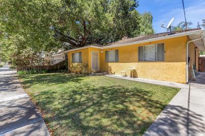Mountain View Multi Family Home For Sale: 228 Palo Alto Avenue