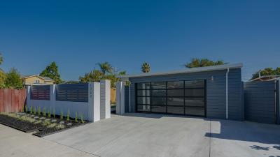 San Mateo Single Family Home For Sale: 1757 Pierce Street