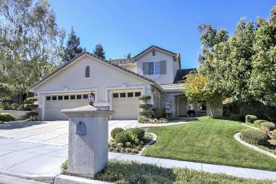 San Jose Single Family Home Pending Show For Backups: 5778 Trowbridge Way