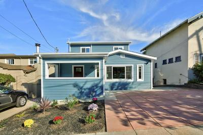 Oakland Single Family Home For Sale: 3714 Linwood Avenue