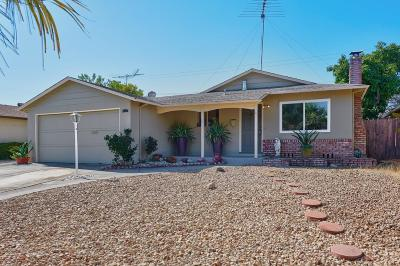 Cupertino Single Family Home For Sale: 1141 Kentwood Avenue