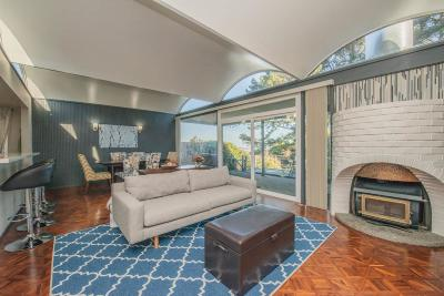 Millbrae Single Family Home For Sale: 1347 Terrace Drive