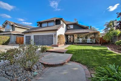San Jose Single Family Home For Sale: 4221 Littleworth Way